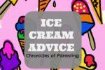 ice cream advice
