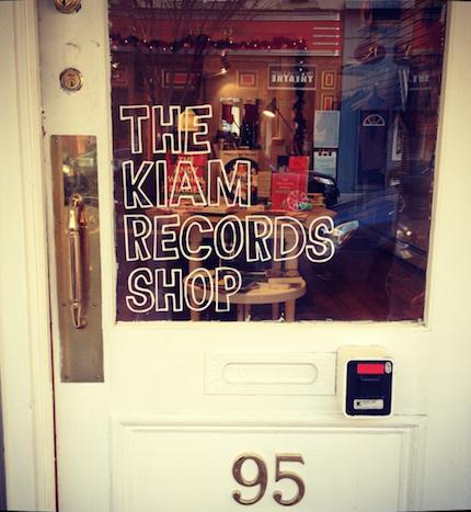 Kiam Record Shop Is Main St Beat   Nyack News and Views