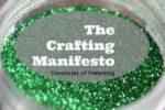 Chronicles of Parenting Crafting Manifesto