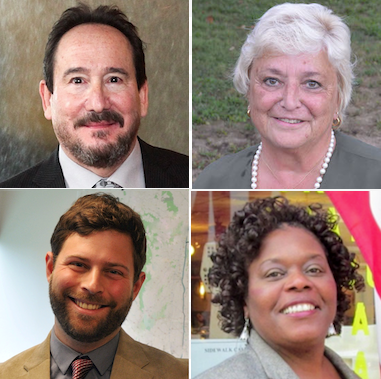 2017 Nyack Democratic Primary Trustee Candidates