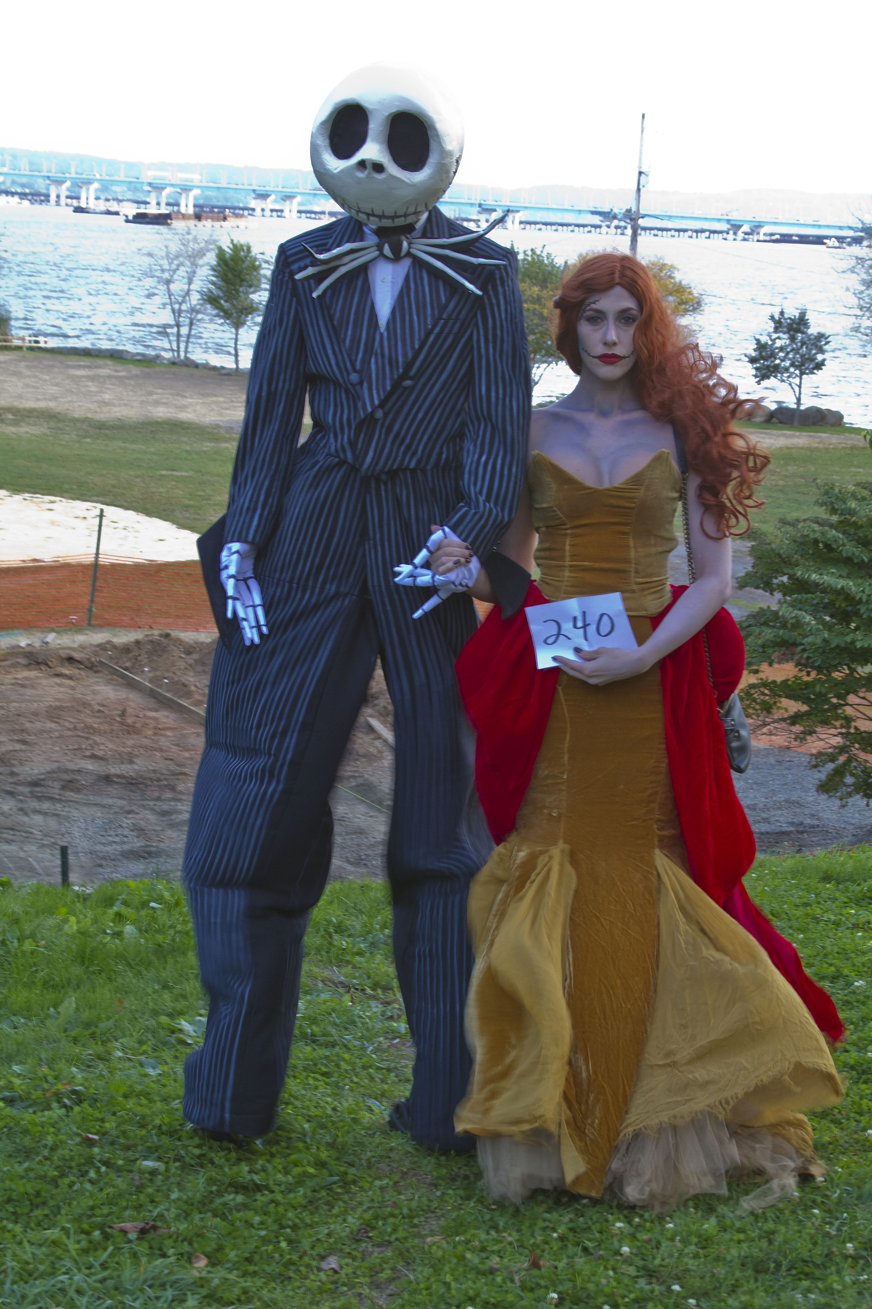 Best Couple Jack and Sally from Nightmare Before Christmas photo by ...