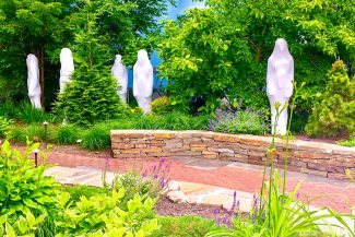 Nyack People Places Hopper Sculpture Garden Nyack News And Views